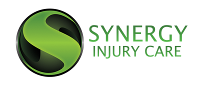 Auto Accident Injury Care | Synergy Injury Care Retina Logo
